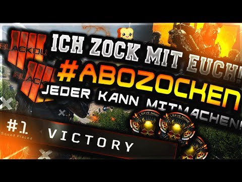 BO4 Blackout Kostenlos = Noobs?!? - Call of Duty Black OPs 4 Blackout Live Stream - COD Deutsch PS4 thumbnail