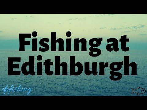 Fishing At Edithburgh, York Peninsula, South Australia