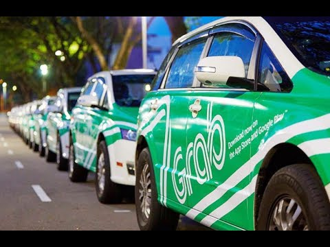 SoftBank and Didi Invest $2.5 Billion in Uber Rival Grab