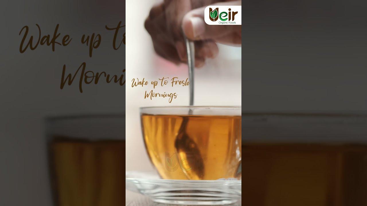 Organic Green Tea | Ueir Organic Foods