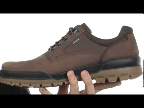 22453da3144b ECCO Track 6 GTX Plain Toe TieSKU  7973377 - YouTube