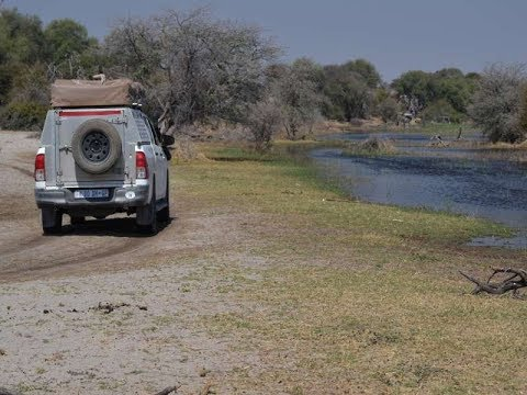 Botswana 2017 Makgadikgadi national park and Boteti river