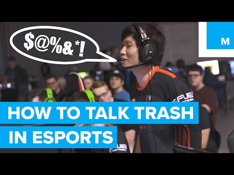 This is How Trash Talk is Done in Esports - No Playing Field