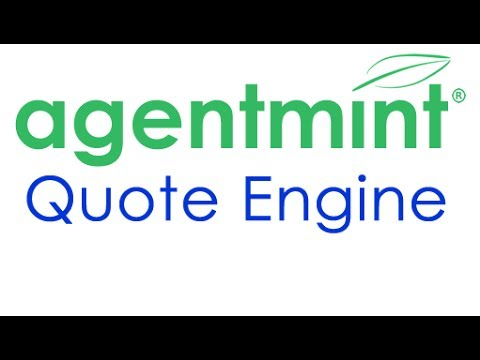 Agent Mint Life Insurance Quote Engine - Term Life Insurance Contracts Online