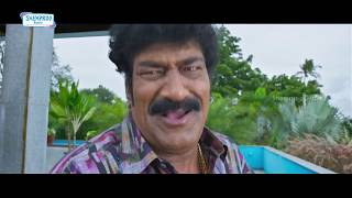 Swathi Naidu and Raghu Babu Exclusive Video   Meelo Evaru Koteeswarudu Telugu Movie Scenes