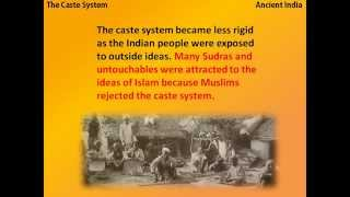 The Caste System of India - reading lesson for kids