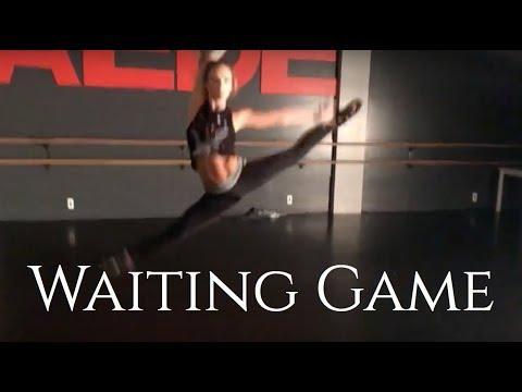 Waiting Game- Banks || Monica Delehanty Choreography
