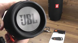 ОБЗОР: Мега Boombox JBL XTREME с Power Bank ~3500 mAh (Waterproof + Ремень на Плечо) Replica(, 2017-11-08T19:34:38.000Z)