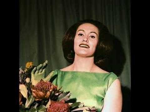 Joan Sutherland - Possente Fthà  'Aida'