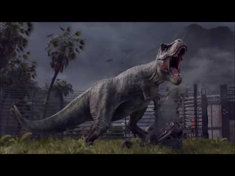 Download Youtube: Jurassic World Evolution Announcement Trailer