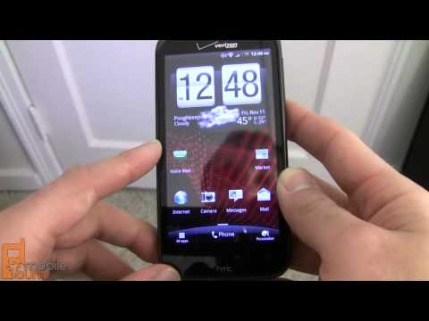 HTC Rezound (Verizon) unboxing and video review