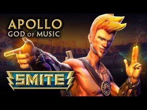 видео: smite гайд о боге Апполон