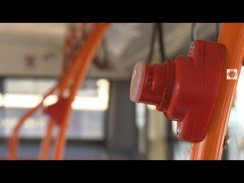 В трамваи и троллейбусы Витебска возвращаются компостеры (31.03.2020)