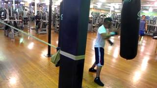 bally total fitness Nyc