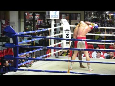 fight no58 John Robinson vs ikkiwsung 4th round ko
