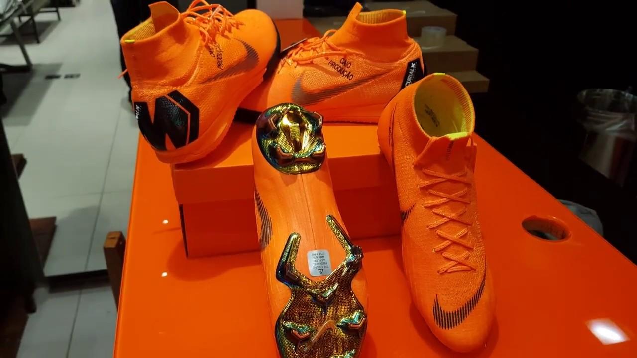 new product 2935f 83fb5 Nike Football - Nike Mercurial Superfly VI 360 Elite Custom #BornMercurial