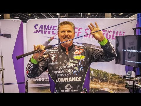 2017 ICAST - Douglas Outdoors - Jimmy Reese
