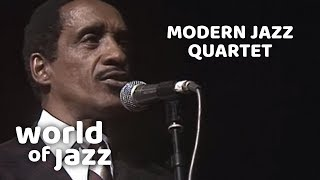 Concert by the Modern Jazz Quartet on the North Sea Jazz Festival • 1982 • World of Jazz