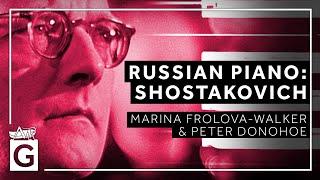 Russian Piano Masterpieces: Shostakovich
