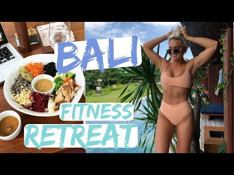 Bali Fitness Retreat II Day in the life