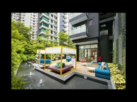 Singapore vacation travel guide - Oakwood 1Bedroom Apartment @Orchard Area