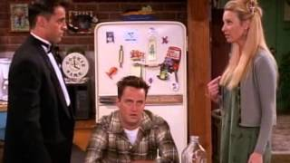 Friends - Phoebe hates PBS - Emily finally calls Ross