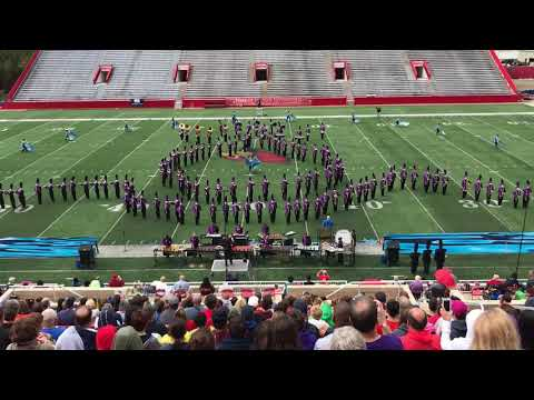 Bloomington High School 2017 Band Performance - Dancing on Water
