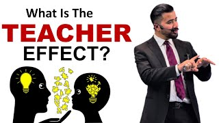 What is the Teachers Effect   Teachers Training workshop  Samad Abbas