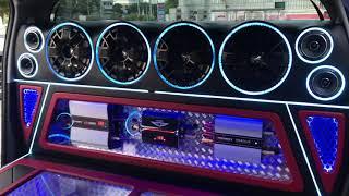 หมกฮวก ใน 4 ประตู REVO กับชุดสินค้าเกรดชั้นนำของโลก by ks sound ชลบุรี 0830605198