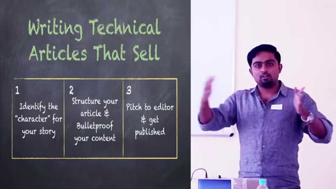 technical writing india