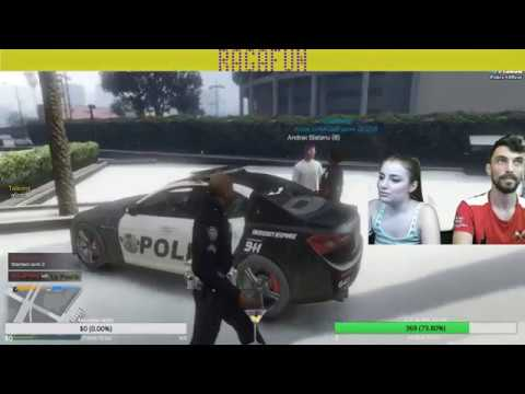 Live nr. 34 - GTA 5 Online Role Play - Prindem infractori, mancam chinezesc si bem Tequila !