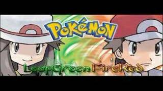 Pokemon FireRed/LeafGreen Music- Gym/Elite 4 Battle