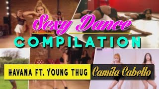Video Camila Cabello - Havana ft. Young Thug Sexy Dance Compilation download MP3, 3GP, MP4, WEBM, AVI, FLV November 2018
