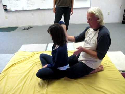 Seated Thai Yoga Massage Therapy Level One Tutorial