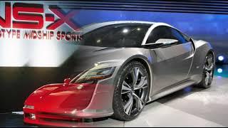 2021 Honda NSX История легендарной компании Honda