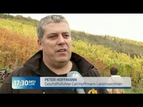 SteillagenVollernter by Hoffmann Landmaschinen SAT.1 17:30 Live