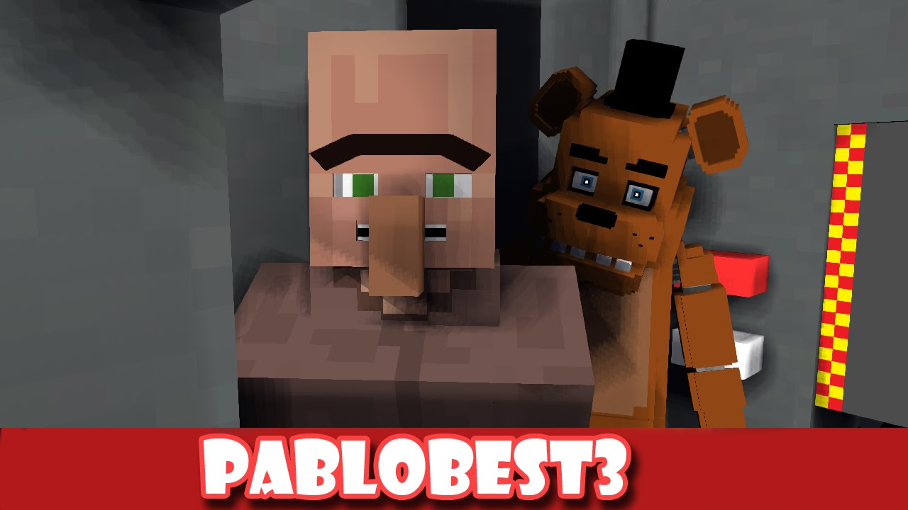A villager in five nights at freddysminecraft animation youtube a villager in five nights at freddysminecraft animation publicscrutiny Choice Image
