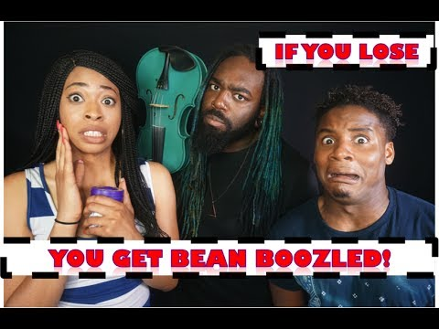 GUESS THE SONG! VIOLIN x BEAN BOOZLED EDITION W/ DSHARP & JAMES HENRY