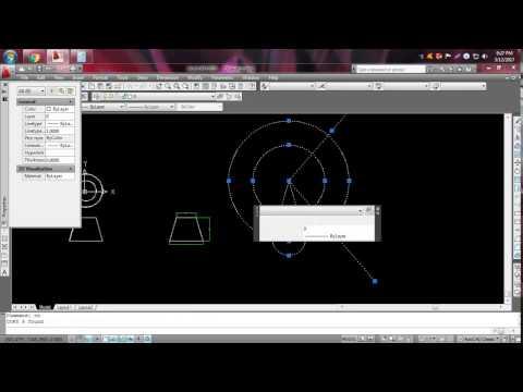 cone development in auto cad /metal cone