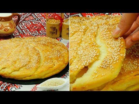 pain-serbe-(pogača)---un-pain-très-savoureux-au-goût-et-à-l'arôme-intense-de-beurre-!-│-savoureux.tv