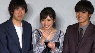 松岡茉優、観客から「かわいい」の声に笑顔! 映画『勝手にふるえてろ』...