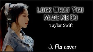 [2.60 MB] Lyrics: Taylor Swift - Look What You Made Me Do (J. Fla cover)