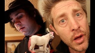 SURPRISING FAMILY WITH PONY!!