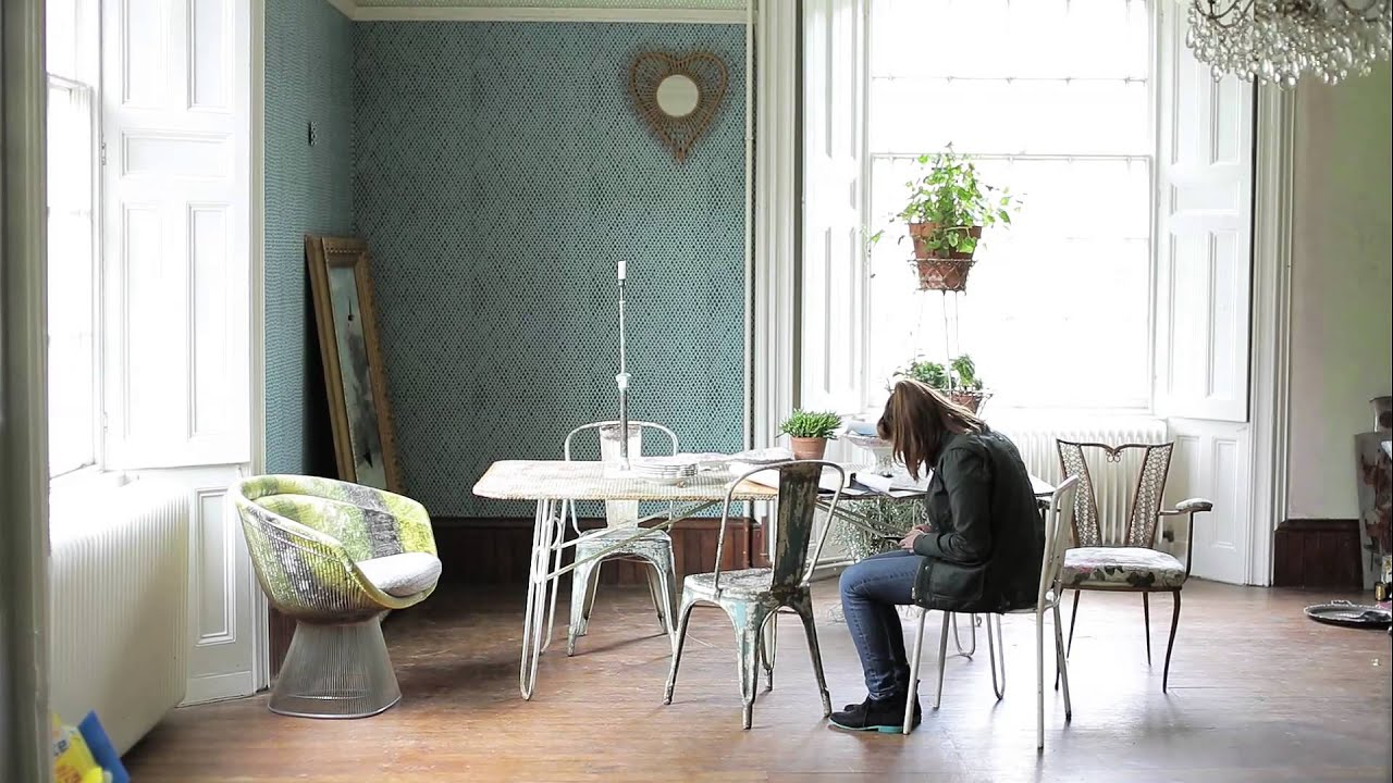 Farrow And Ball New Wallpaper Collection Youtube
