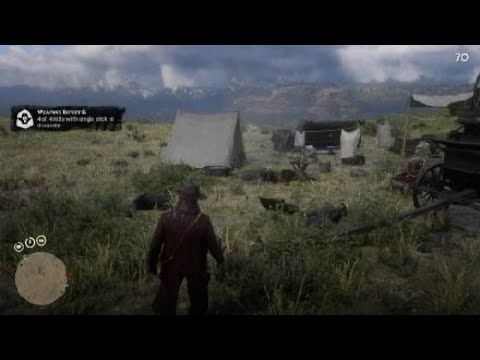 Red Dead Redemption 2 Weapons Expert Challenge #6
