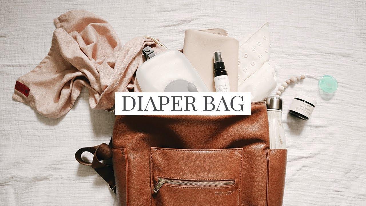 f5ae249f48f5 What s In My Diaper Bag - YouTube