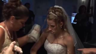 ПЬяные  невесты! Свадебные приколы!