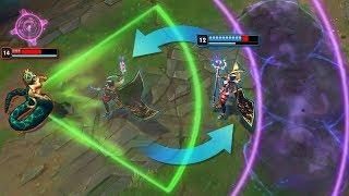 PERFECT CHALLENGER INSTINCTS - Best Pro Outplays - League of Legends