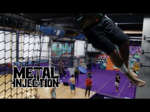 EXTREME HOBBIES with WINGS DENIED | Metal Injection
