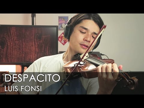 Luis Fonsi - Despacito ft. Daddy Yankee [Violin Cover] 【J.C.Ando】 thumbnail